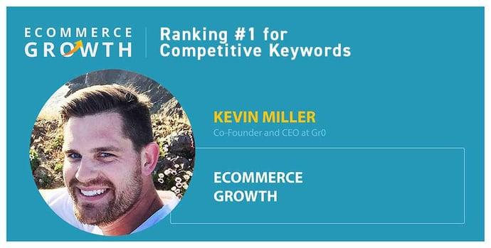 Kevin Miller - Ranking1 Headshot Card