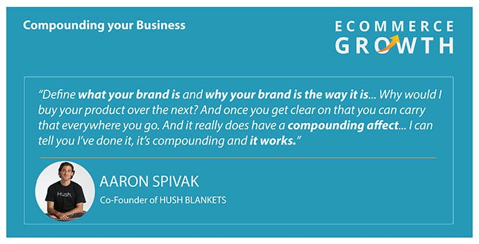 Define what your brand is with Aaron Spivak