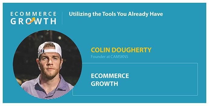 Collin Dougherty, founder of CAMSKNS