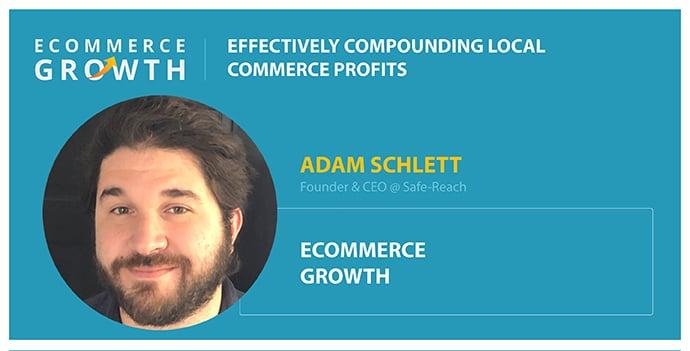Adam Schlett Safe-Reach headshot