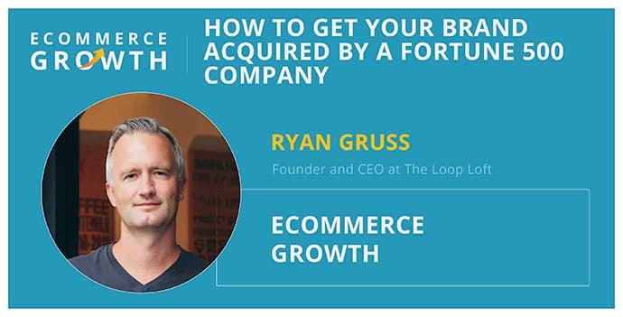 Ryan Gruss, founder of The Loop Loft