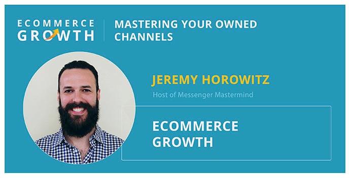 Jeremy Horowitz of Messenger Mastermind