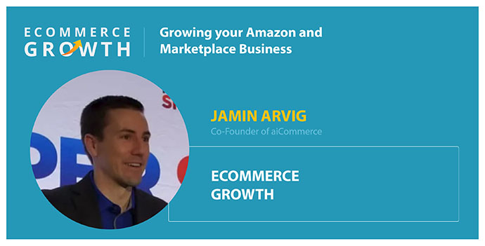 Jamin Arvig founder of AiCommerce