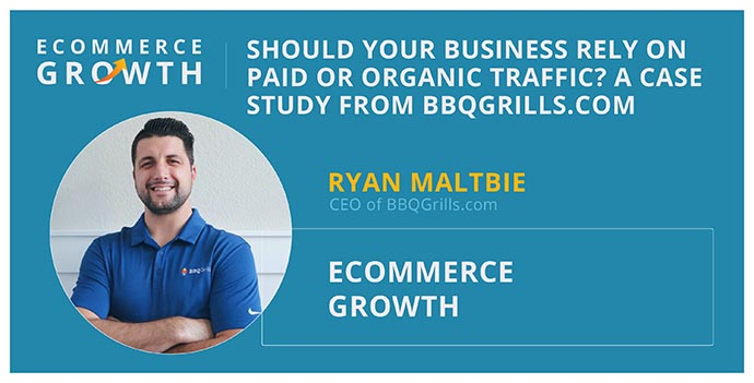 Ryan Maltbie founder of BBQGrills