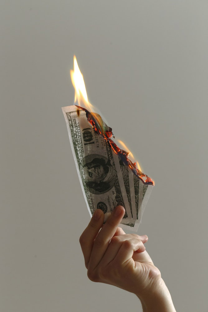 You can easily burn cash on paid advertising