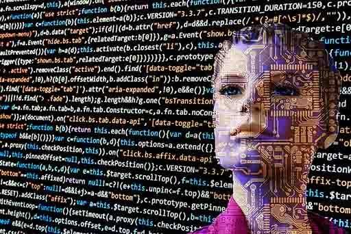 AI Woman and Natural Language Processing